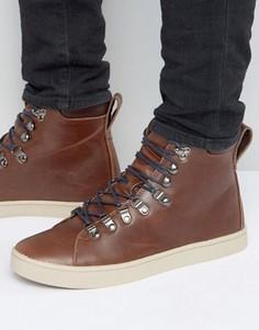 Походные ботинки D-Struct - Коричневый