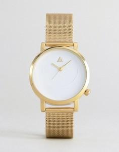 Часы с отделкой ASOS - Золотой