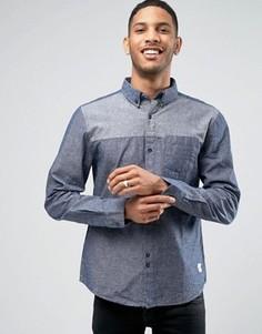 Рубашка Bellfield - Темно-синий