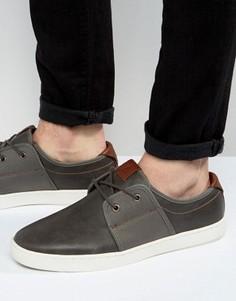 Кеды на шнуровке ALDO Delsanto - Серый