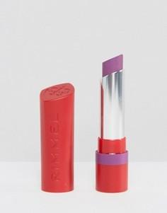 Матовая губная помада Rimmel London The Only 1 - Фиолетовый