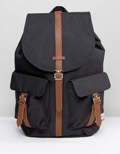 Черный рюкзак Herschel Supply Co Dawson 20 л - Черный