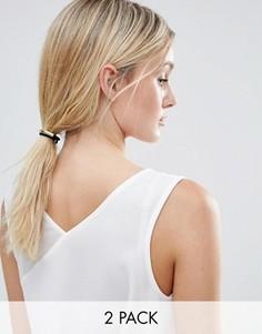 Набор резинок для волос с металлической отделкой ALDO - Мульти