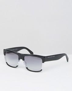 Квадратные солнцезащитные очки Marc By Marc Jacobs MMJ 456/S - Черный