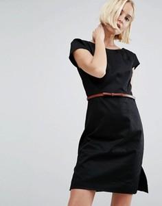 Платье с ремнем Vero Moda - Черный