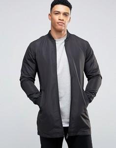 Длинная куртка Brave Soul - Черный