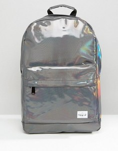Серебристый рюкзак Spiral Rave - Серебряный