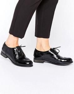 Туфли на шнуровке London Rebel Barnaby - Черный