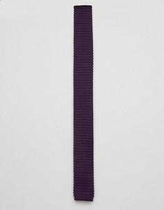 Вязаный галстук Original Penguin - Фиолетовый
