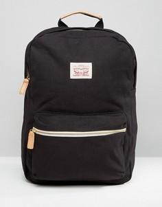 Черный парусиновый рюкзак Levis - Черный Levis®