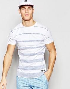 Пляжная футболка с защитой от УФ-лучей Supremacy - Белый
