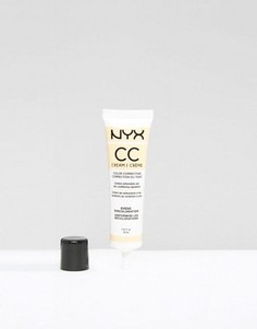 CC крем NYX Professional Make-Up - Зеленый