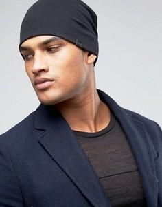 Трикотажная шапка-бини Esprit - Черный