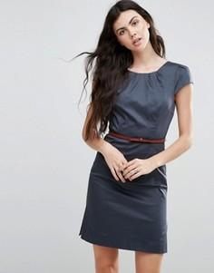 Платье с ремнем Vero Moda - Синий