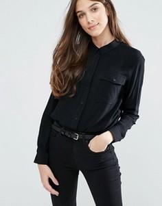 Рубашка Jack Wills Holecroft - Черный