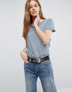 Полосатая футболка с контрастным карманом Levis Perfect - Мульти Levis®