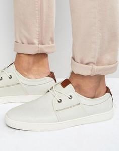 Кеды на шнуровке ALDO Delsanto - Белый
