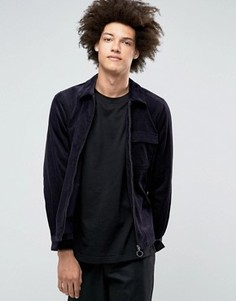 Рубашка Weekday Gellar - Темно-синий