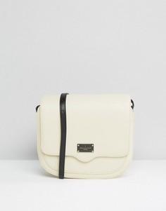 Кремовая сумка-седло Pauls Boutique - Бежевый