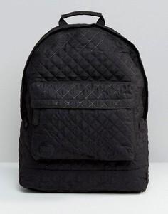 Стеганый рюкзак Mi Pac - Черный