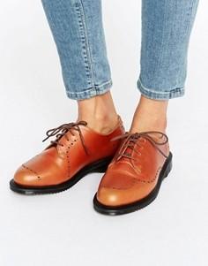 Туфли Dr Martens Charlotte - Рыжий