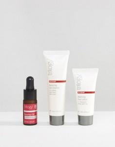 Стартовый косметический набор Trilogy - Для жирной и комбинированной кожи - Бесцветный
