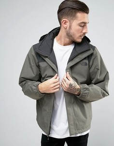 Серая утепленная куртка The North Face Resolve - Серый