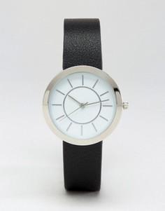 Лаконичные наручные часы ASOS - Черный