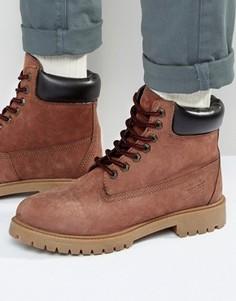 Ботинки Red Tape - Красный