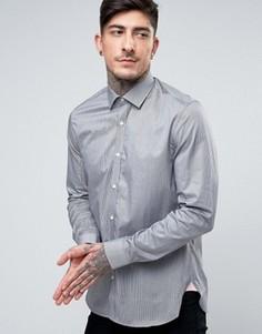 Узкая рубашка Ben Sherman - Черный