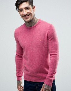 Джемпер из овечьей шерсти Farah - Розовый