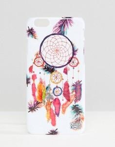 Чехол для iPhone 6 с принтом ловец снов Mr Gugu & Miss Go - Белый