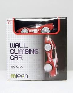 Красный настенный гоночный автомобиль - Мульти Gifts