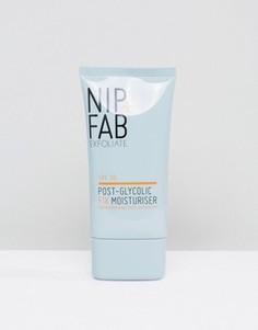 Гликолевое увлажняющее средство NIP+FAB Post Glycolic Fix - SPF 30 - Бесцветный