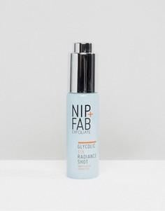 Средство Nip + Fab Glycolic Fix Radiance Shot эксклюзивно для ASOS - Бесцветный Nip+Fab