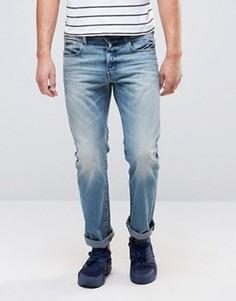 Прямые джинсы G-Star Zalton - Синий