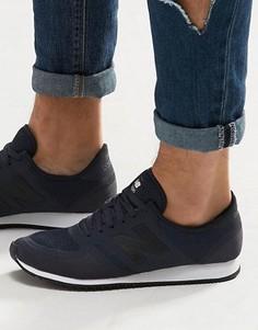 Кроссовки из микрофибры New Balance 420 - Синий