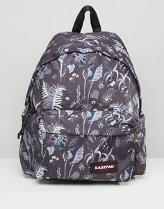 Рюкзак с лиственным принтом Eastpak PakR - Синий
