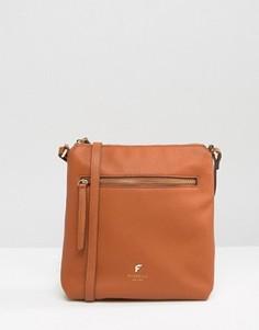 Маленькая сумка через плечо Fiorelli Logan - Рыжий