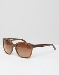 Солнцезащитные очки Karl Lagerfeld - Коричневый