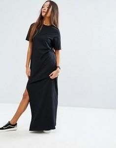 Повседневное платье макси ASOS - Черный
