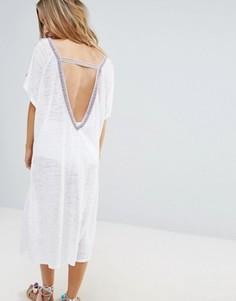 Пляжное платье Pitusa - Белый