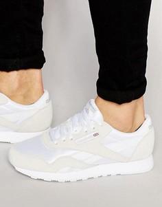 Нейлоновые кроссовки Reebok CL 6390 - Белый