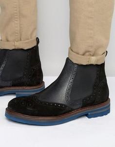 Ботинки челси Rule London - Черный