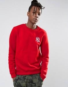 Свитшот New Era Yankees - Красный