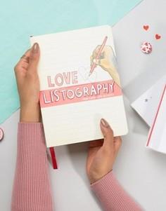 Книга Love Listography - Мульти Books