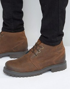 Ботинки чукка Wrangler Texas - Рыжий