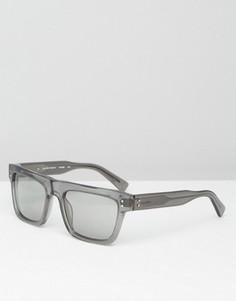 Солнцезащитные очки CK Platinum - Прозрачный Calvin Klein