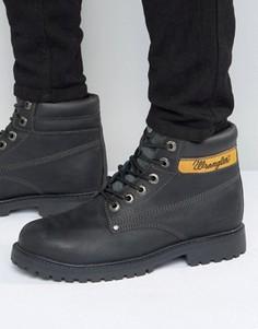 Ботинки Wrangler Hunter - Черный
