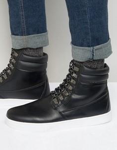 Походные ботинки Rock & Religion - Черный